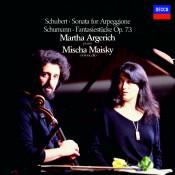 Schumann: Fantasiestücke / Schubert: Arpeggione Sonata etc. Songs