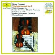 Paganini: Violin Concerto No.1 In D Major, Op.6, MS.21 - 3. Rondo (Allegro spirituoso) Song