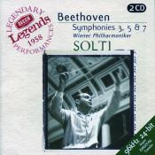 Beethoven Symphonies Nos 3 5 Songs