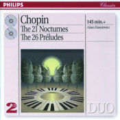 Chopin The 21 Nocturnes The 26 Preludes Songs