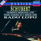 Schubert: 6 Moments musicaux, Op.94 D780 - No.4 in C Sharp Minor (Moderato) Song