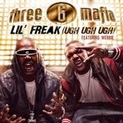 Lil' Freak (Ugh Ugh Ugh) (Clean Album Version featuring Webbie) Songs