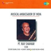 Music Ambassador Of India - Pandit Ravishankar Songs