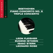 Beethoven:  Emperor & Triple Concertos Songs
