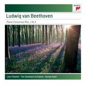 Beethoven:  Piano Concerto Nos. 1 & 3 Songs