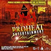 Proheat Comp. Vol.1 (Edited) Songs