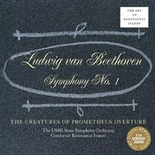 Beethoven: Symphony No.1/The Creatures Of Prometheus Overture Songs