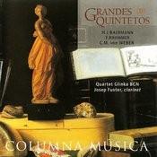 Grandes Quintetos II - Baermann, Krommer, von Weber Songs