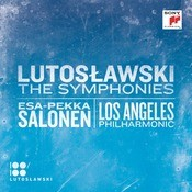 Lutoslawski: The Symphonies Songs