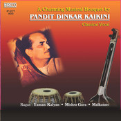 A Charming Musical Bouquet By Pandit Dinkar Kaikini Songs