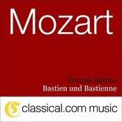Wolfgang Amadeus Mozart, Bastien Und Bastienne, K.50 Songs