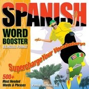Vocabulearn Word Boosters: Spanish - Bilingual Format Songs