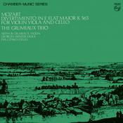 Mozart: Divertimento in E Flat Major, K.563 Songs