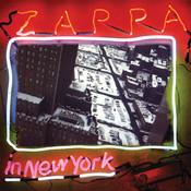 Zappa In New York Songs