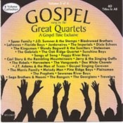 Gospel Sung By The Great Quartets - Vol 3 Songs