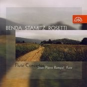 Concerto For Flute And Orchestra In E Minor: Iii. Presto Song