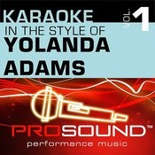 Open Up My Heart (Karaoke Lead Vocal Demo)[In The Style Of Yolanda Adams] Song