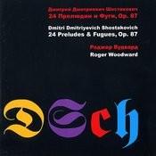 Shostakovich: 24 Preludes & Fugues, Op. 87 Songs
