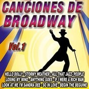 Broadway's Songs Vol.1 Songs