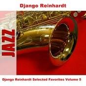 Django Reinhardt Selected Favorites, Vol. 5 Songs