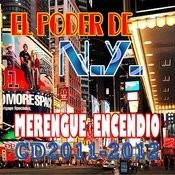 Merengue Encendi'o (Cd2011-2012) Songs
