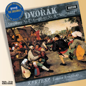 Dvorák: Symphonies Nos.8 & 9 Songs