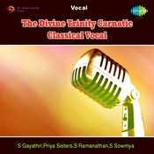 The Divine Trinity Carnatic Classical Vocal Songs
