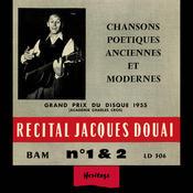 Heritage - Récital N°1 & 2 - BAM (1954-1955) Songs
