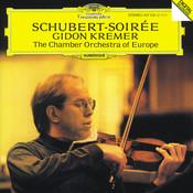Schubert Soirée Songs