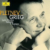 Grieg: Lyric Pieces; Sonata; Fugues Songs