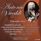 Vivaldi: Concerto For Two Mandolins In G Major, Rv532 Songs