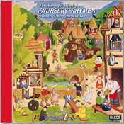 The Wonderful World of Nursery Rhymes Songs
