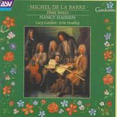 La Barre: Flute Suites Songs