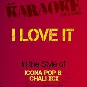 I Love It (In The Style Of Icona Pop & Chali Xcx) [Karaoke Version] - Single Songs