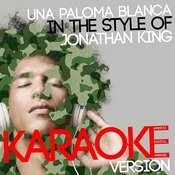 Una Paloma Blanca (In The Style Of Jonathan King) [Karaoke Version] - Single Songs