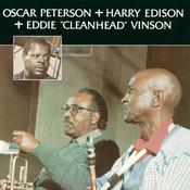 Oscar Peterson + Harry Edison + Eddie