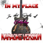 In My Place (In The Style Of Coldplay) [Karaoke Version] - Single Songs