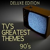 Tv's Greatest Themes: 90's (Deluxe Edition) Songs