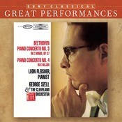 Beethoven: Piano Concertos Nos. 3 & 4 [Great Performances] Songs