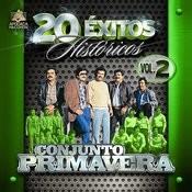 20 Exitos Historicos, Vol. 2 Songs