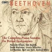 Beethoven: Intégrale Des Sonates Pour Piano Sur Instruments D'époque: Volume I Songs