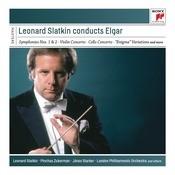 Leonard Slatkin Conducts Elgar Songs