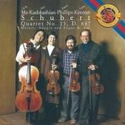 Mozart: Adagio And Fugue In C Minor; Schubert: String Quartet No.15 (Remastered) Songs
