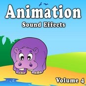 Animation Sound Effects, Vol. 4 Songs