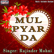 Mul Pyar Da Songs