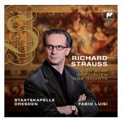 Strauss: Don Juan, Op. 20, Aus Italien, Op. 16 & Don Quixote, Op. 35 Songs