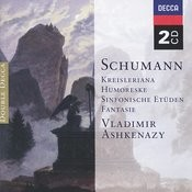 Schumann: Kreisleriana; Symphonic Studies;Fantaisie (2 Cds) Songs