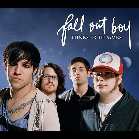 Thnks Fr Th Mmrs MP3 Song Download- Thnks Fr Th Mmrs (Int'l Ecd Maxi) Thnks Fr Th Mmrs Song by Fall Out Boy on Gaana.com
