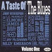 A Taste Of The Blues, Vol. 1 Songs