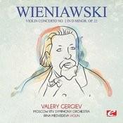 Violin Concerto No. 2 In D Minor, Op. 22: II. Romance: Andante Non Troppo Song